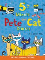 5-minute Pete the Cat Stories