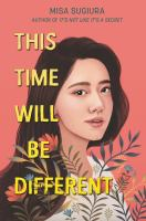 Cover of This Time Will be Differen