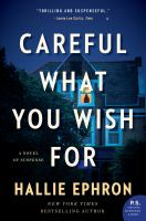 Cover of Careful What You Wish For