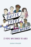 Cover of Queer, There and Everywher