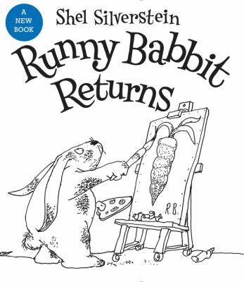 Runny Babbit Returns book jacket