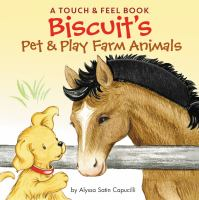 Biscuit's Pet And Play Farm Animals