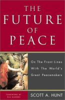 The Future of Peace