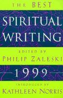 The Best Spiritual Writing