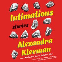Intimations : Stories