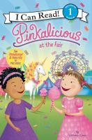 Pinkalicious at the Fair.