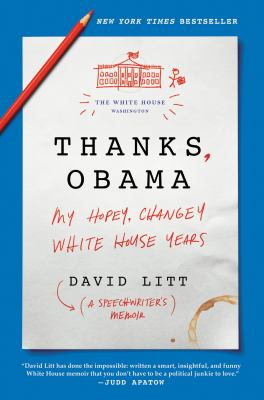 Cover image for Thanks, Obama