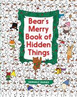 Bear's Merry Book of Hidden Things