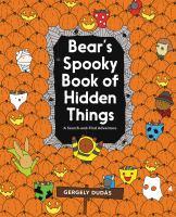 Bear's Spooky Book of Hidden Things