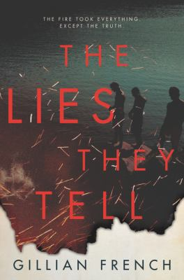 The Lies They Tell book jacket