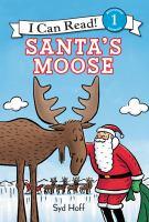 Santa's Moose
