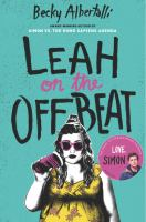 Cover of Leah on the Offbeat