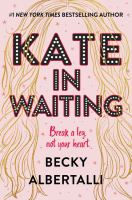Kate in waiting387 pages ; 22 cm