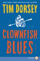 Media Cover for Clownfish Blues [large print]