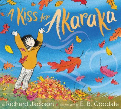 A Kiss for Akaraka(book-cover)