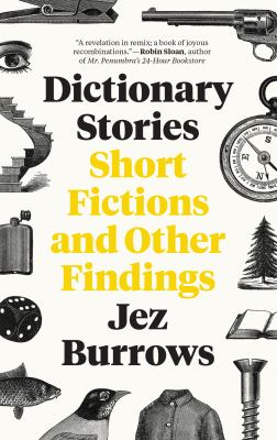 Dictionary Stories: Short Fictions and Other Writings book jacket