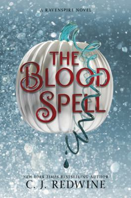 The Blood Spell(book-cover)