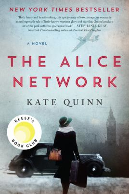 Quinn Book club in a bag. The Alice network