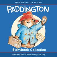 Paddington Storybook Collection