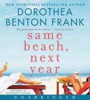 Same Beach, Next Year(Unabridged,CDs)