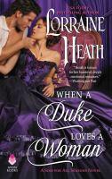 When A Duke Loves A Woman : A Sins For All Seasons Novel