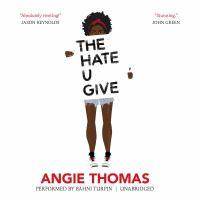 THE HATE U GIVE (CD)