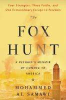 Cover of Fox Hunt: A Refugee's Me