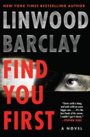 Find You First cover