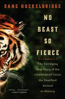 No Beast So Fierce