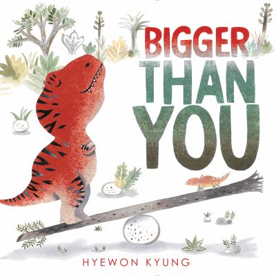 Cover image for Bigger Than You