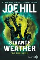 Strange Weather [large Print]