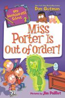 Miss Porter Is Out of Order!