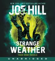 Strange Weather CD: Four Novellas
