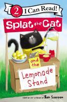 Splat The Cat : Lemonade Stand