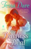 Cover of Duchess Deal
