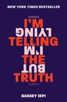 Cover of I'm Telling the Truth, but