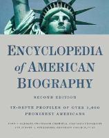 Encyclopedia Of American Biography