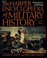 The Harper Encyclopedia of Military History