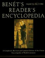 Ben©♭t's Reader's Encyclopedia