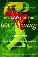 The Laws of the Golf Swing