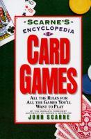 Scarne's Encyclopedia of Card Games