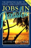 Jobs In Paradise
