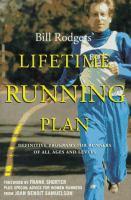 Bill Rodgers' Lifetime Running Plan