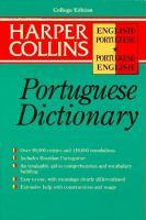 Harper Collins Portuguese Dictionary
