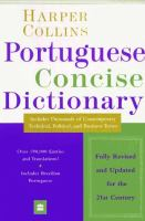 English-Portuguese, Portuguese-English Dictionary