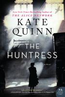 BOOK CLUB BAG : The Huntress