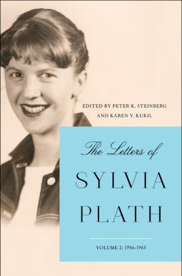 The Letters of Sylvia Plath: 1956 - 1963(book-cover)