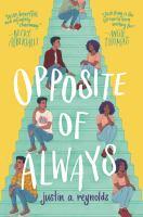 Cover of Opposite of Always