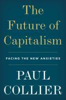 THE FUTURE OF CAPITALISM