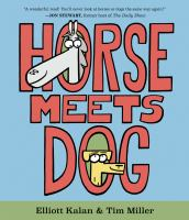 Image: Horse Meets Dog